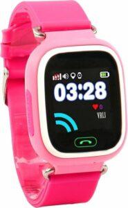 Optible Babino - Kinder Horloge - GPS Tracker - Camera - Roze