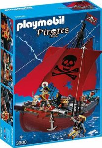 PLAYMOBIL Piratenschip - 3900