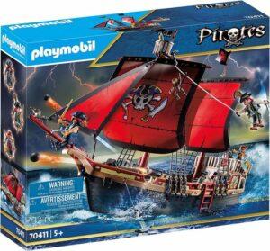 PLAYMOBIL Pirates Piratenschip - 70411