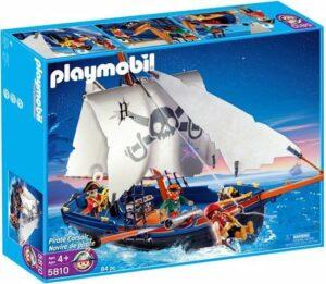Playmobil Piratenschip - 5810