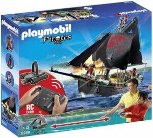 Playmobil Piratenzeilschip met RC-onderwatermotor - 5238
