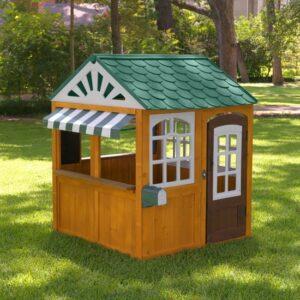 KidKraft Garden View buitenspeelhuis