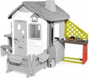 smoby Neo Jura Lodge - Speelhuis - Zomerkeuken